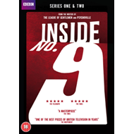 Produktbilde for Inside No. 9: Series 1 And 2 (UK-import) (DVD)