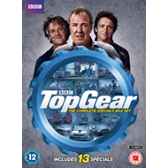 Produktbilde for Top Gear: The Complete Specials (UK-import) (DVD)