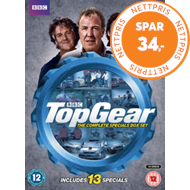 Top Gear: The Complete Specials (UK-import) (DVD)