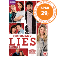 Produktbilde for Ordinary Lies: Series 2 (UK-import) (DVD)