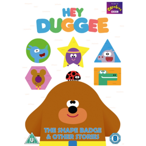 Hey Duggee: The Shape Badge And Other Stories (UK-import) (DVD)