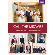 Call The Midwife: Series 1-5 (UK-import) (DVD)