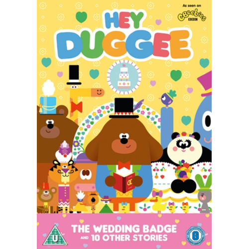 Hey Duggee: The Wedding Badge And Other Stories (UK-import) (DVD)