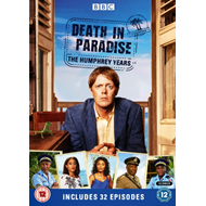 Produktbilde for Death In Paradise / Mord I Paradis - Sesong 3-6 - The Humphrey Years (UK-import) (DVD)