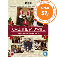 Produktbilde for Call The Midwife / Nytt Liv I East End - The Christmas Specials (UK-import) (DVD)