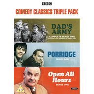 Produktbilde for BBC Comedy Classics Triple Pack (UK-import) (DVD)