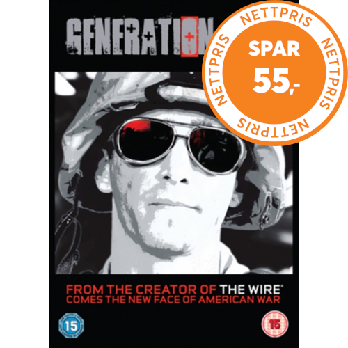 Generation Kill (UK-import) (DVD)