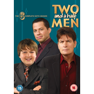 Two And A Half Men: The Complete Sixth Season (UK-import) (DVD)