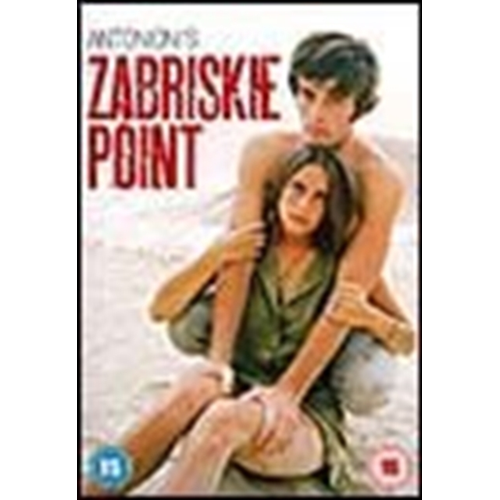 Zabriskie Point (UK-import) (DVD)