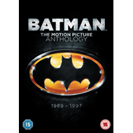 Produktbilde for Batman: The Motion Picture Anthology (UK-import) (DVD)