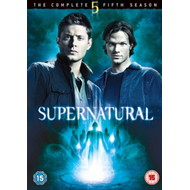 Supernatural: The Complete Fifth Season (UK-import) (DVD)