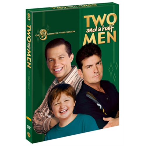 Two And A Half Men: The Complete Third Season (UK-import) (DVD)