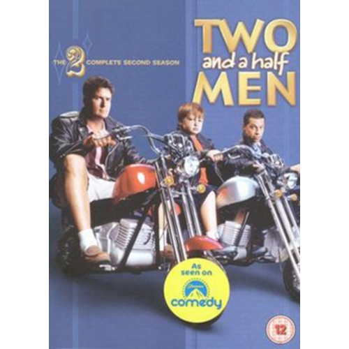 Two And A Half Men: The Complete Second Season (UK-import) (DVD)