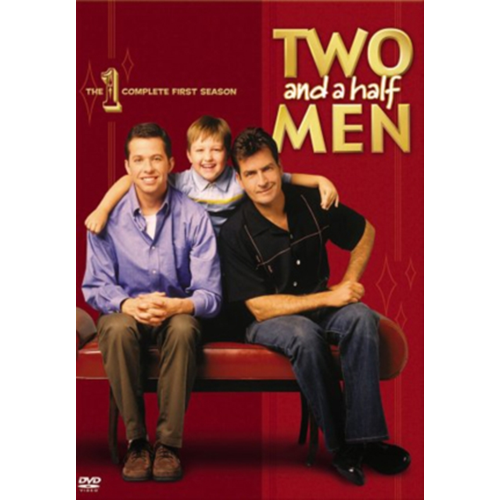 Two And A Half Men: The Complete First Season (UK-import) (DVD)