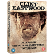 Pale Rider/The Outlaw Josey Wales/Unforgiven (UK-import) (DVD)