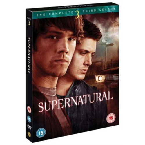 Supernatural: The Complete Third Season (UK-import) (DVD)