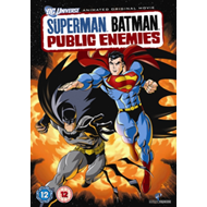 Superman. Batman. Public Enemies (UK-import) (DVD)