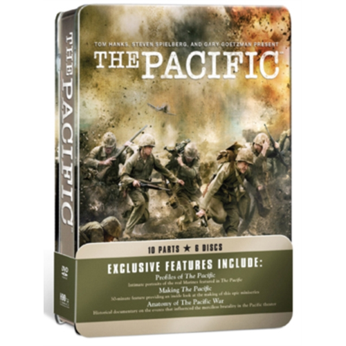 Pacific (UK-import) (DVD)