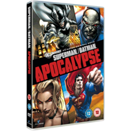 Superman/Batman: Apocalypse (UK-import) (DVD)