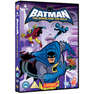 Batman - The Brave And The Bold: Volume 4 (UK-import) (DVD)