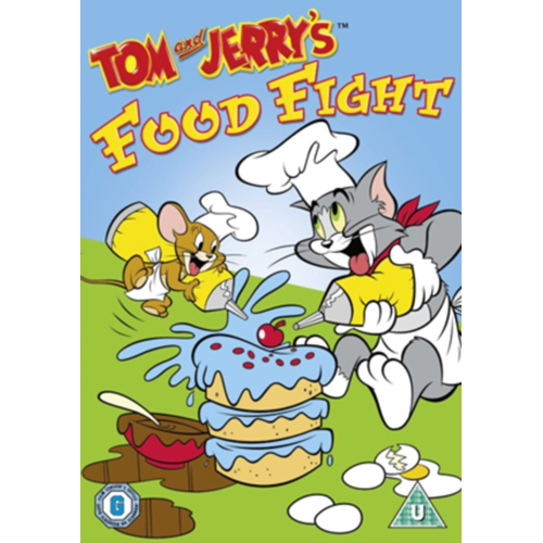 Tom And Jerry: Tom And Jerry's Food Fight (UK-import) (DVD)