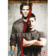 Produktbilde for Supernatural: The Complete Sixth Season - Part 1 (UK-import) (DVD)