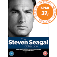 Produktbilde for The Steven Seagal Collection (UK-import) (DVD)