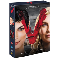 V: The Complete First And Second Seasons (UK-import) (DVD)