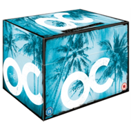 Produktbilde for O.C.: The Complete Seasons 1-4 (UK-import) (DVD)