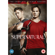 Supernatural: The Complete Sixth Season (UK-import) (DVD)