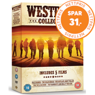 Produktbilde for Western Collection (UK-import) (DVD)