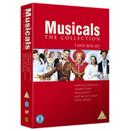 Produktbilde for Musical Collection (UK-import) (DVD)