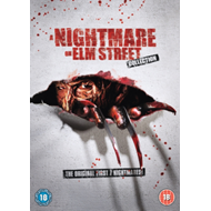 Produktbilde for A Nightmare On Elm Street 1-7 (UK-import) (DVD)