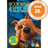 Produktbilde for Scooby-Doo: Live Action Collection (UK-import) (DVD)