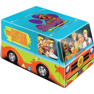 Scooby-Doo: The Mystery Machine Collection (UK-import) (DVD)