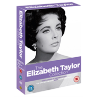 Produktbilde for Elizabeth Taylor: The Collection (UK-import) (DVD)
