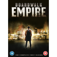 Boardwalk Empire: The Complete First Season (UK-import) (DVD)