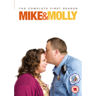 Mike And Molly: The Complete First Season (UK-import) (DVD)