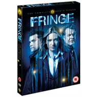 Fringe: The Complete Fourth Season (UK-import) (DVD)