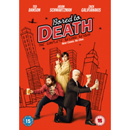 Produktbilde for Bored To Death: The Complete Second Season (UK-import) (DVD)