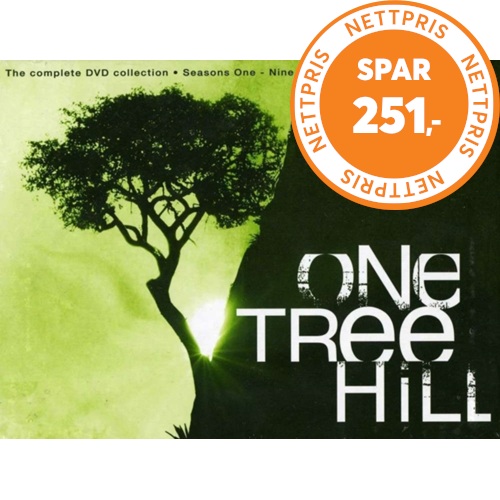 One Tree Hill The Complete Seasons 1 9 Uk Import Dvd