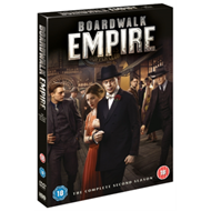 Boardwalk Empire: The Complete Second Season (UK-import) (DVD)