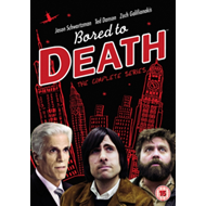 Produktbilde for Bored To Death: The Complete Series (UK-import) (DVD)