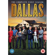 Produktbilde for Dallas: The Complete First Season (UK-import) (DVD)