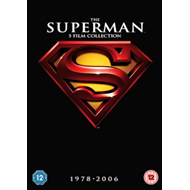 Produktbilde for Superman: The Ultimate Collection (UK-import) (DVD)