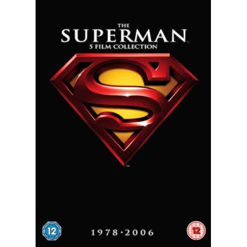 Superman: The Ultimate Collection (UK-import) (DVD)