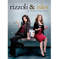 Rizzoli & Isles: The Complete First Season (UK-import) (DVD)