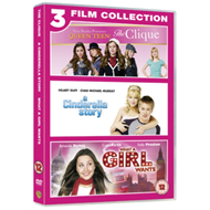 Clique/A Cinderella Story/What A Girl Wants (UK-import) (DVD)