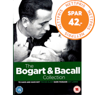 Produktbilde for The Bogart And Bacall Collection (UK-import) (DVD)