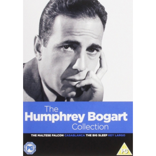 Humphrey Bogart: Golden Age Collection (UK-import) (DVD)
